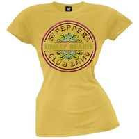 PEAPGQ9 The Beatles - Sgt Pepper Seal Juniors T-Shirt