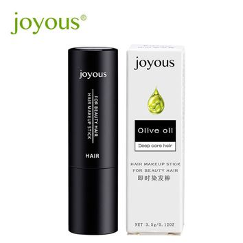 joyous Beauty Girl Hot New Temporary Cosmetic Cover Your Grey White Hair Touch Up Hair Color Lipstick Nov 3