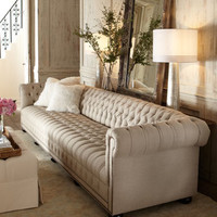 Old Hickory Tannery Hudson Sofas and Love Seat