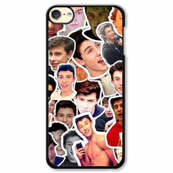 Shawn Mendes Collage 29 iPod Touch 6 Case