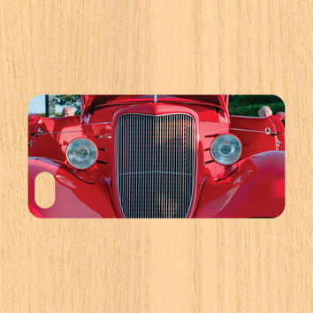 Classic Car Grill iPhone 4/4S 5/5C 6/6+ Case and Samsung Galaxy S3/S4/S5
