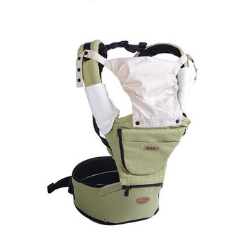 Toddler Backpack class Baby Comfort Hip Seat /Waist stool/ New Design baby toddler front Carrier baby shoulder Sling backpack classic popular suspender AT_50_3