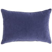 Lindon Lumbar Pillow - Navy