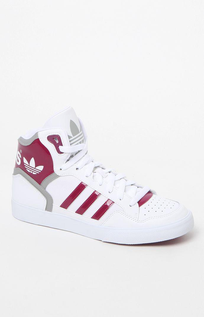 White High-Top Sneakers - Womens Shoes - from PacSun c6f7269a20