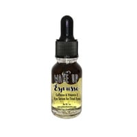 """WAKE UP"" Espresso Caffeine & Vitamin E Eye Serum for Tired Eyes"