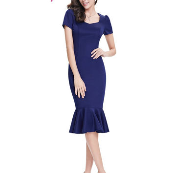 Navy Blue Homecoming Party Dresses Ever Pretty AP05358 Homecoming Dress Short Homecoming Dresses Formal Gowns New Arrive 2016