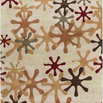 Athena Area Rug Brown