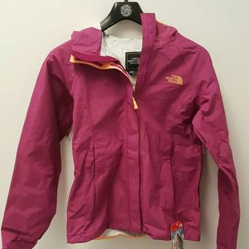 North Face Womens Venture Jacket dramatic Heather XS