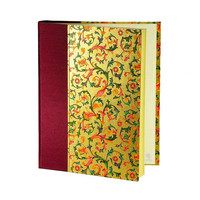 Photo Album Gilded Florentine  Large Portrait 30 pages