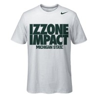 Nike Michigan State Spartans Rivalry Pack T-Shirt - White