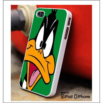 Daffy Duck iPhone 4s iPhone 5 iPhone 5s iPhone 6 case, Galaxy S3 Galaxy S4 Galaxy S5 Note 3 Note 4 case, iPod 4 5 Case