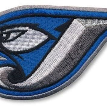 Toronto Blue Jays Secondary Logo MLB Baseball Jersey Sleeve Patch