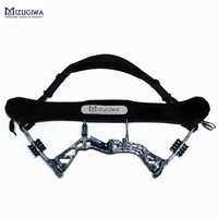 Neoprene Compound Bow Carrier Sling Universal Quick Hunting Chasse Archery Bow Bag Case for Hog Deer Turkey Buffalo Hunting