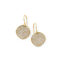18k Glamazon Stardust Earrings with Diamonds - Ippolita