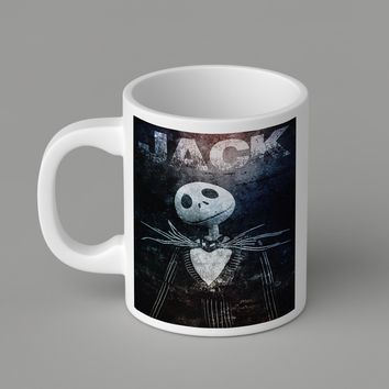 Gift Mugs | Jack Skellington Nightmare Before Christmas   Ceramic Coffee Mugs