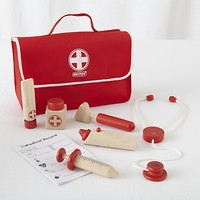 Is There a Doctor in the House? in Wooden Toys & Blocks   The Land of Nod