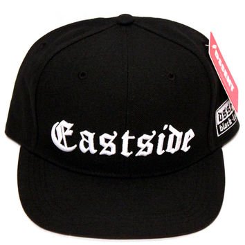 Eastside Black Snapback