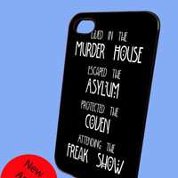 american horror story asylum iPhone,Samsung Galaxy,iPod,iPad,iPad Mini,Case,Cover