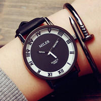 Unisex Simple Watch Gift 489