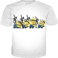 Paintball Minions T-Shirt