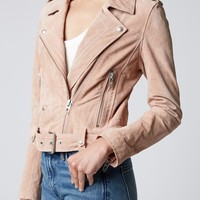 Candy Crush Suede Jacket