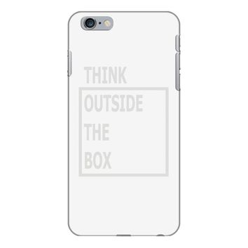 think outside the box iPhone 6/6s Plus Case
