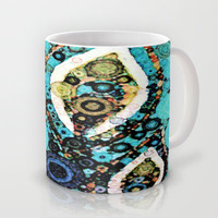 :: Paisley Peacock :: Mug by GaleStorm Artworks