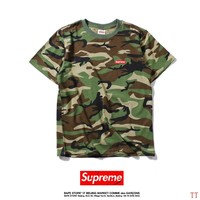 2017 New Fashion  Supreme T Shirts Short Sleeved For Men 293586