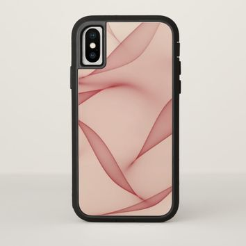 Abstract Leaves iPhone X case 3