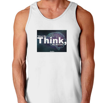 What We Think Buddha Loose Tank Top