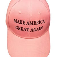 Make America Great Again Hat (Pink)