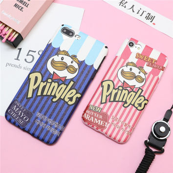 Stylish On Sale Cute Iphone 7/7 Plus Hot Deal Apple Korean Iphone Soft Phone Case [10233703303]