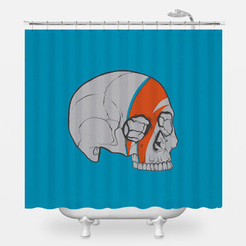 Ziggy Comes to America Shower Curtain