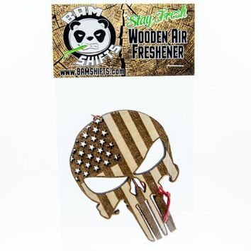 Punisher Skull, USA