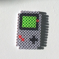 Gameboy Perler Bead Art