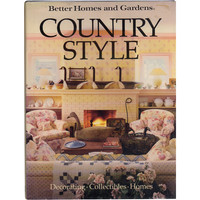 Better Homes & Gardens: Country Style