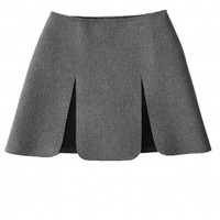J.W. Anderson | Petal Panel Pleated Skirt by J W Anderson