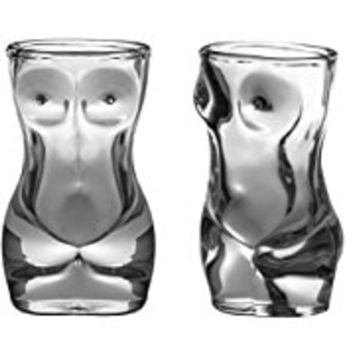 Hot Body Shot Glass