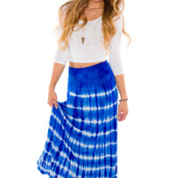 Sunshine Brite Maxi Skirt