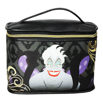 SOHO Disney Villains Train Case Ursula | Walgreens