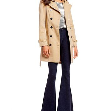 A Loves A Classic Trench Jacket | Dillards
