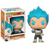 POP! ANIMATION 156: DRAGON BALL Z - SUPER SAIYAN GOD SUPER SAIYAN VEGETA