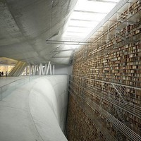 architecture, arkit, arquitetura, bib, book binding, book spines - inspiring picture on Favim.com