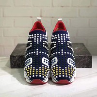 Cl Christian Louboutin Louis Spikes Style 1 Sneakers Fashion Shoes Boots