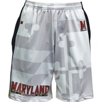 Fit 2 Win Men's Maryland Terrapins Flag Shell Shorts Dick's Sporting Goods