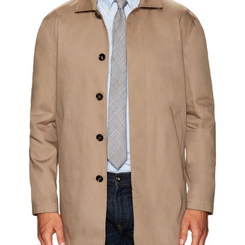 Hardy Amies Men's Gerard Mac Car Coat - Camel -