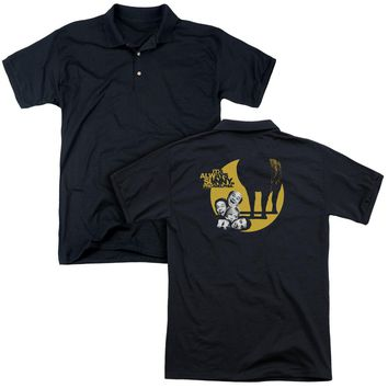 Its Always Sunny In Philadelphia - Pile (Back Print) Mens Regular Fit Polo