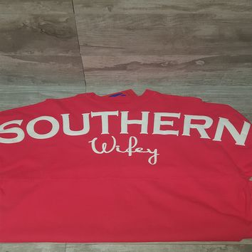 Southern Wifey in Coral