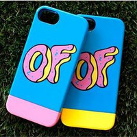 OF DONUT iPHONE 5 SLIDER CASE PINK – Odd Future