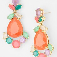 Women's kate spade new york stone drop earrings - Multi